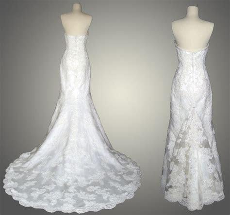 American Bustles Wedding Dress   1375946764365 American