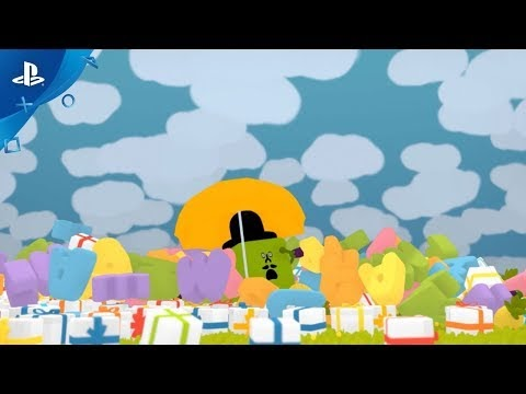 Wattam is an odd game & it will launch in December