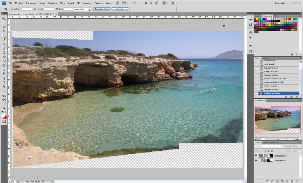 Unendo Due Immagini Insieme Photoshop Per Mac Conlitemega