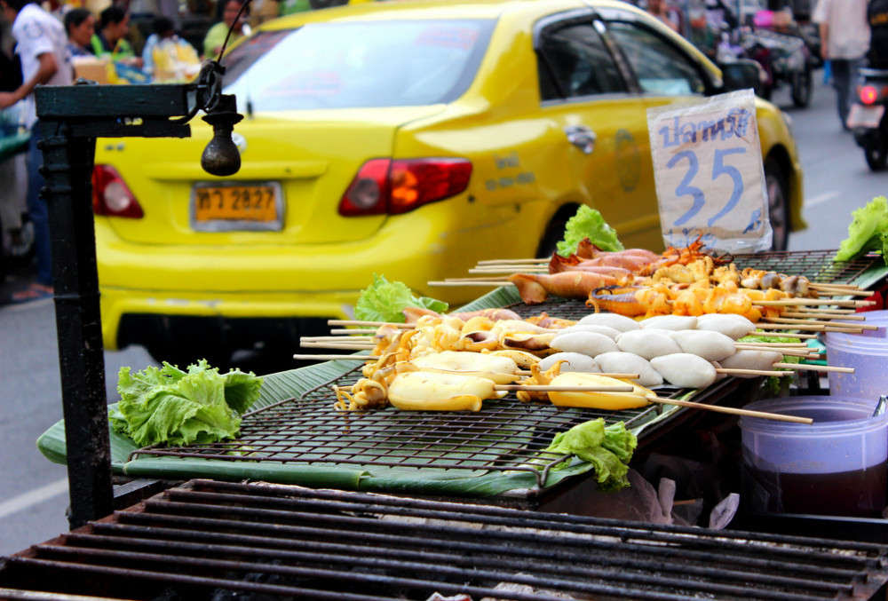 Indulge in street food