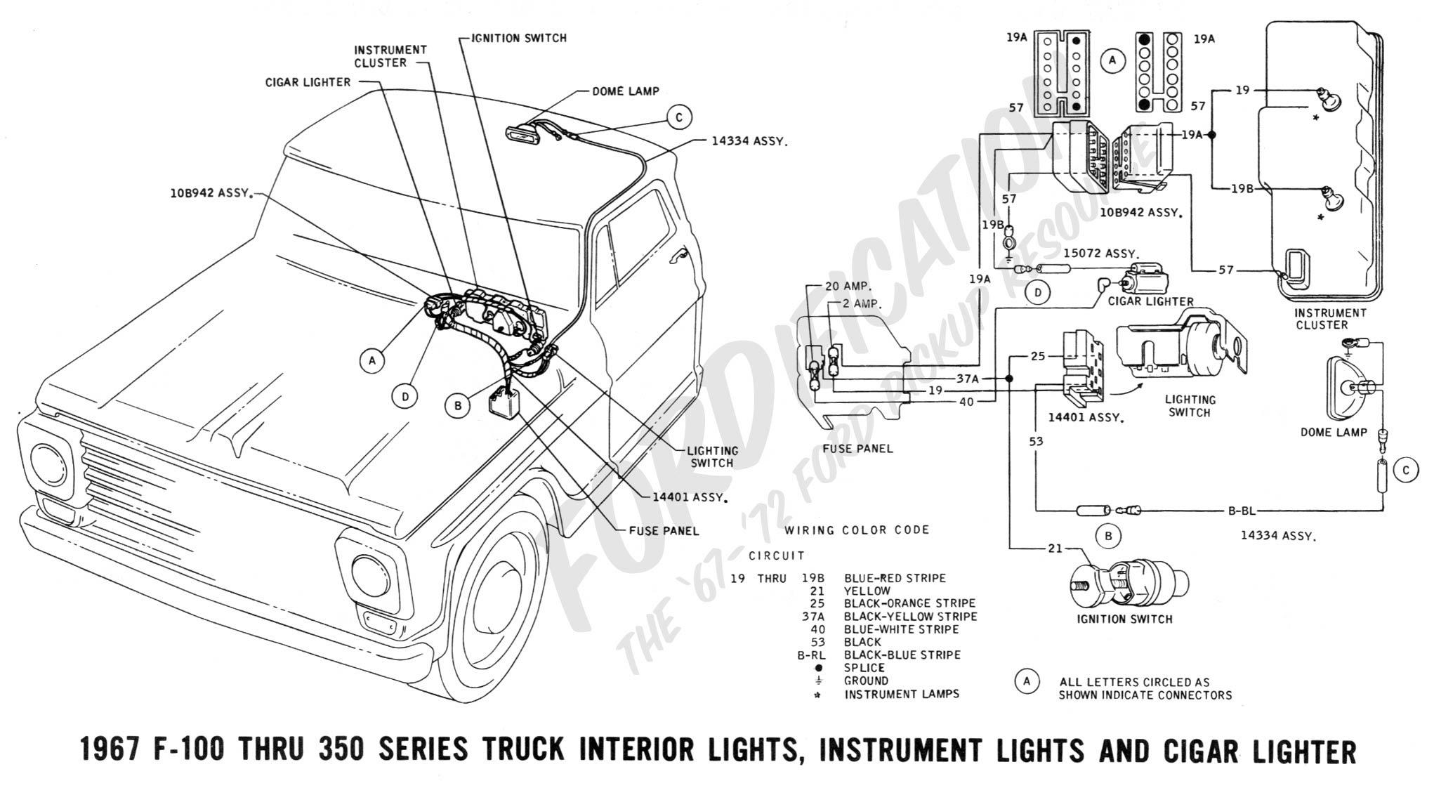 Ford Explorer Wiring Courtesy Lamp - Wiring Diagram