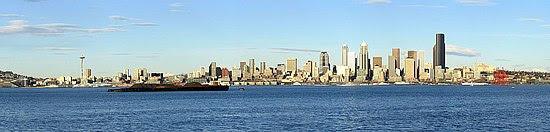 Seattle, skyline