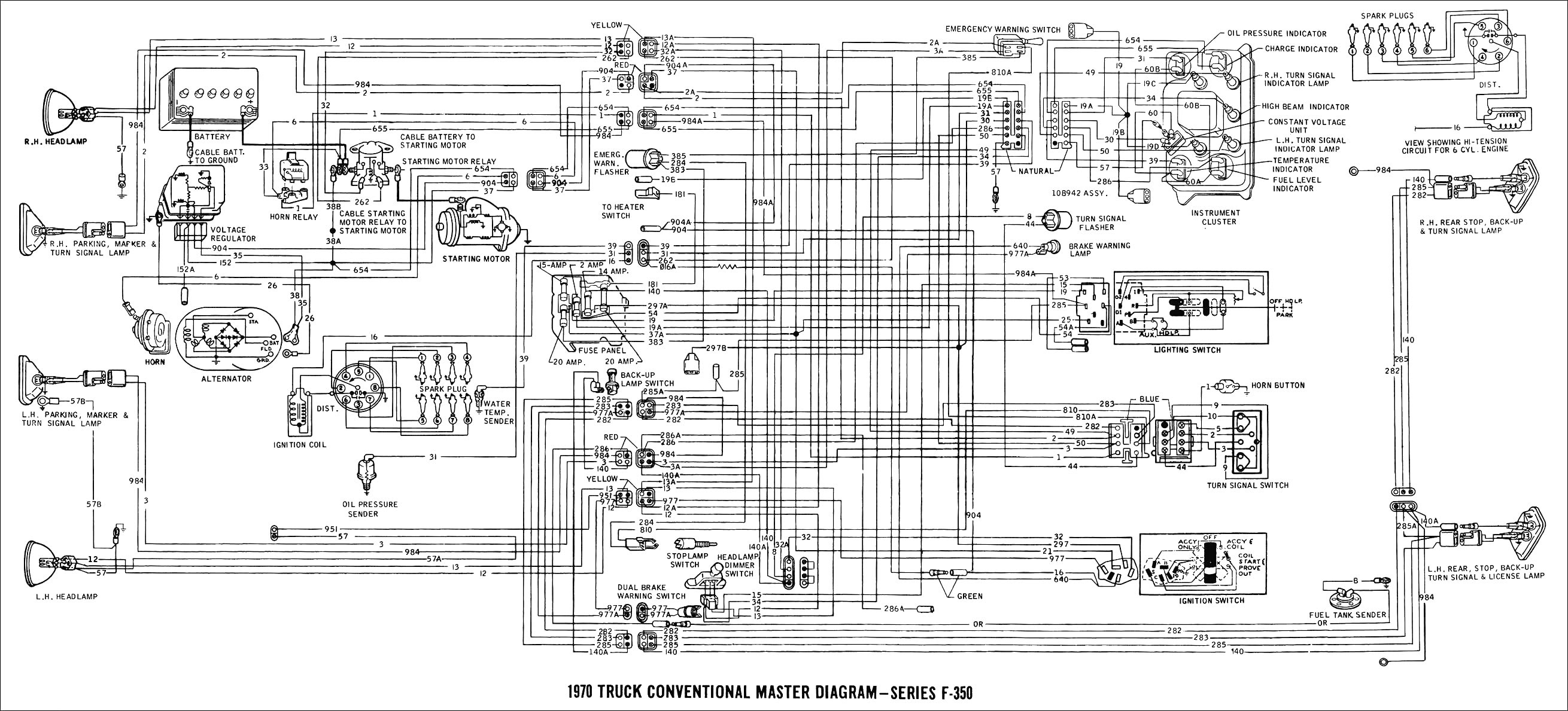 1997 Ford Ranger 4 0 Wiring Diagram - Wiring Diagram