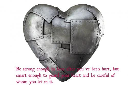 Being Hurt But Strong Enough To Move On Quotes Quotations Sayings