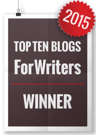Top ten blogs for writers 2015
