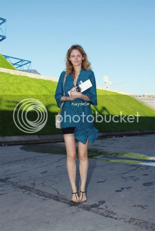 Ekaterina Mukhina Vogue Russia