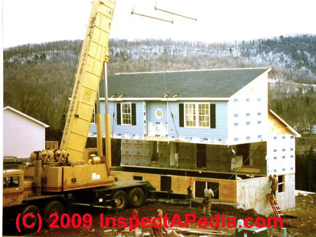 Modular Construction, mobile homes, trailers, campers, doublewides ...