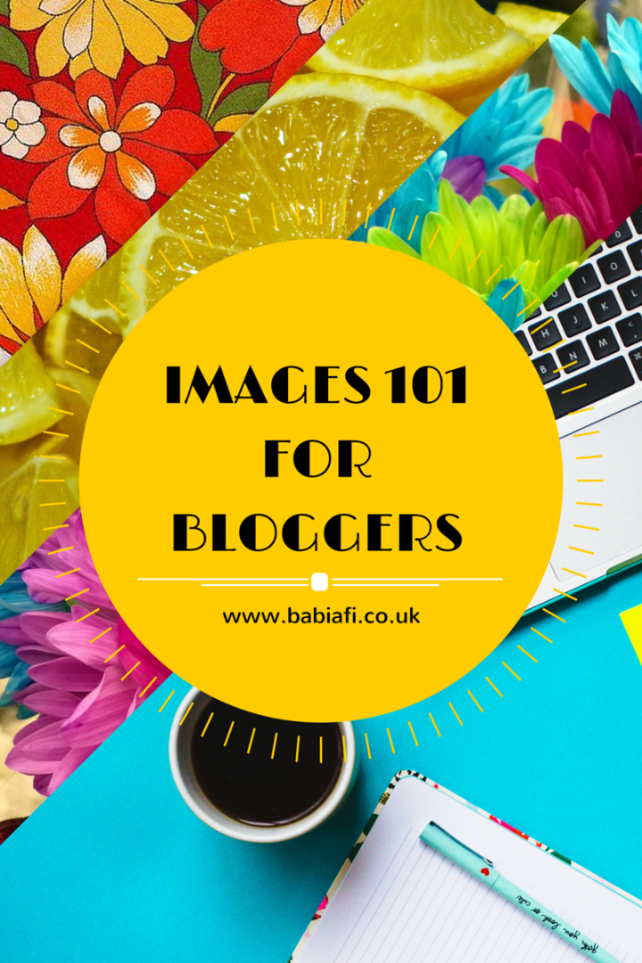 Images 101 for Bloggers