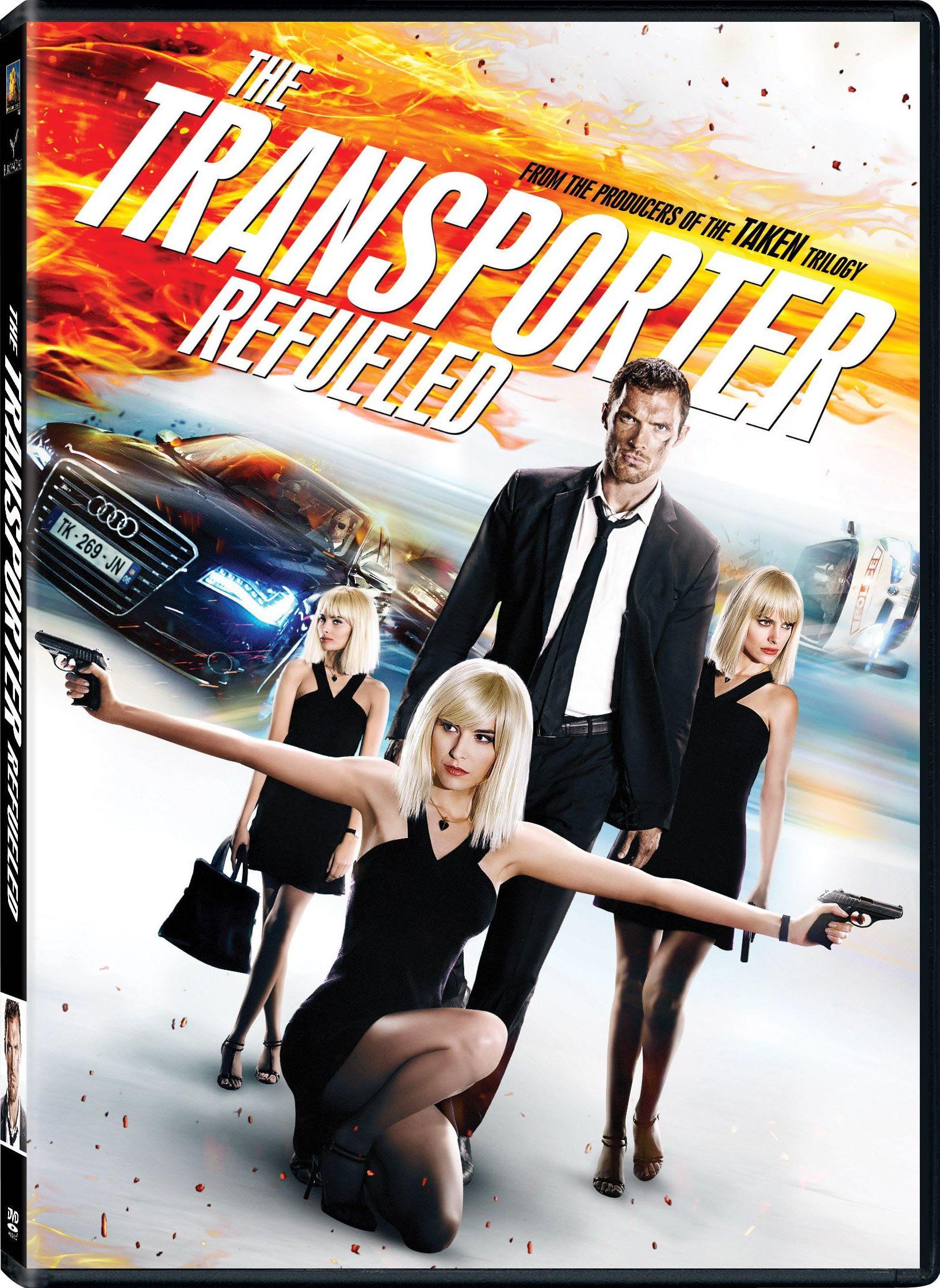 The Transporter Refueled DVD Release Date December 8, 2015