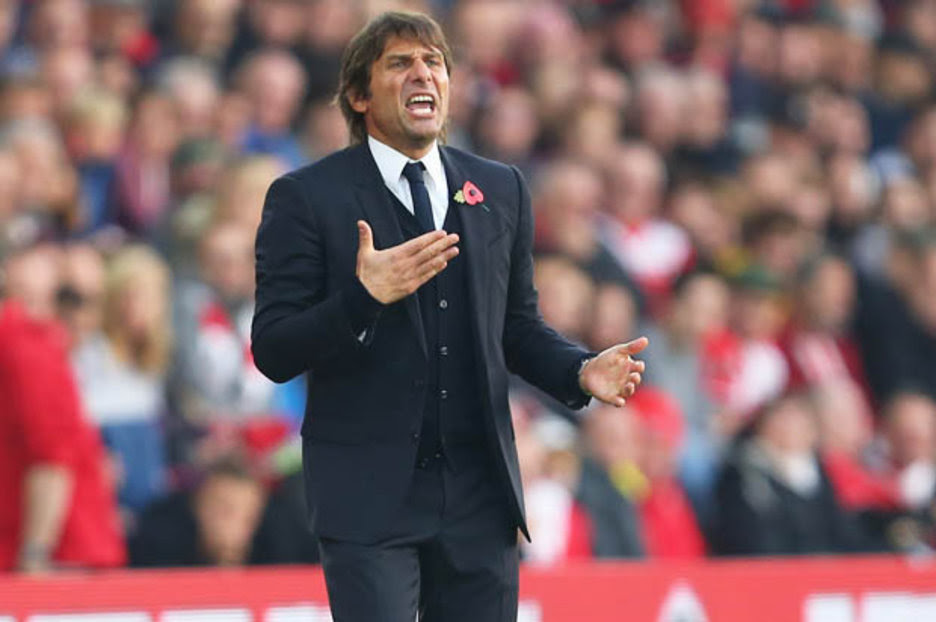 Chelsea News: Antonio Conte hailed for reaction to Arsenal hammering