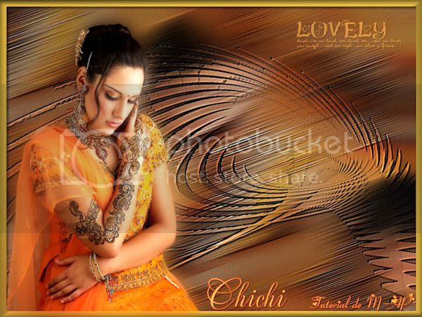 Chichi Martelli- Word Arts by M- AP