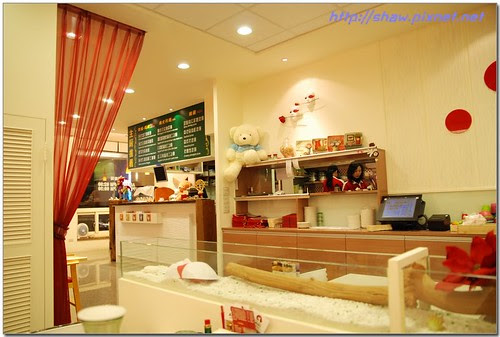 竹北-艾蜜奇義大利坊 店內一景