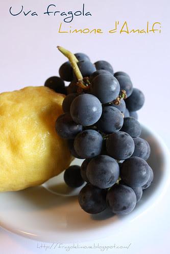 uva e limone