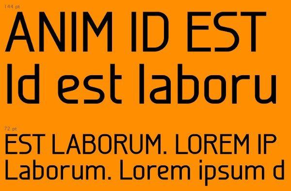 Galette Medium Free Font 12 Tipografías elegantes y gratuitas – Cuarta entrega