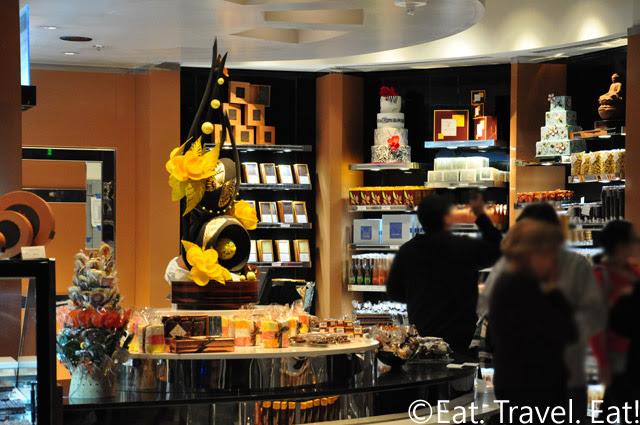 Jean Philippe Patiserrie Aria Store