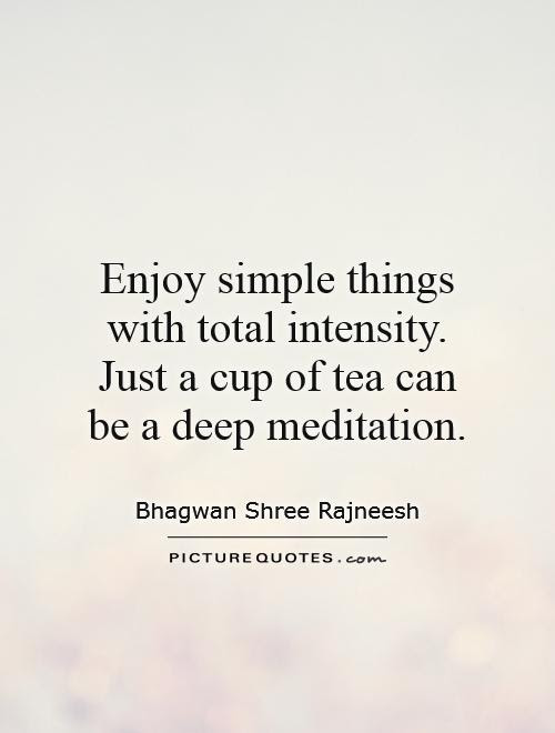 Quotes About Simple Things 333 Quotes