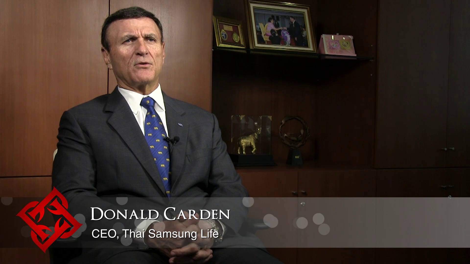 Thai Samsung Life Insurance CEO Donald Carden on Thailand's life insurance sector - The Prospect ...