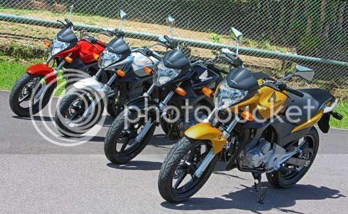 Honda CB 300R 2009