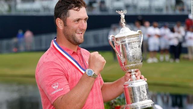 Jon Rahm gana el US Open en Torrey Pines en su primer Día del Padre