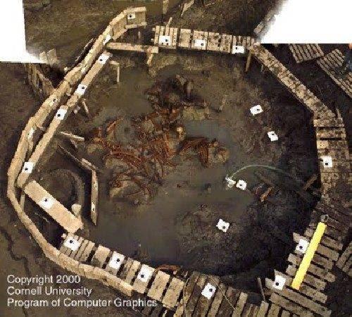 Fotos mostram claramente a evidência da existência de gigantes na Terra (5)