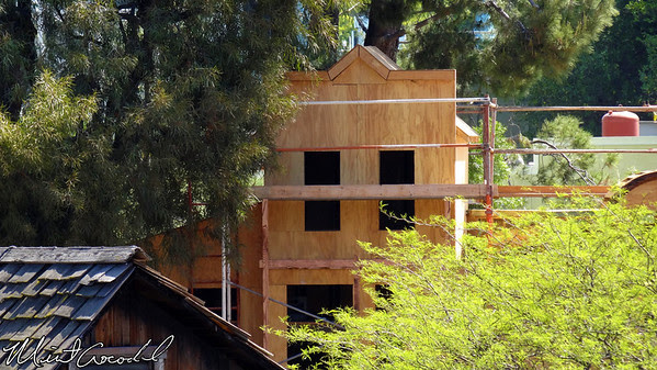 Disneyland, Big Thunder Mountain Railroad, Refurbishment, Refurb