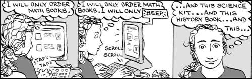 Home Spun comic strip #250