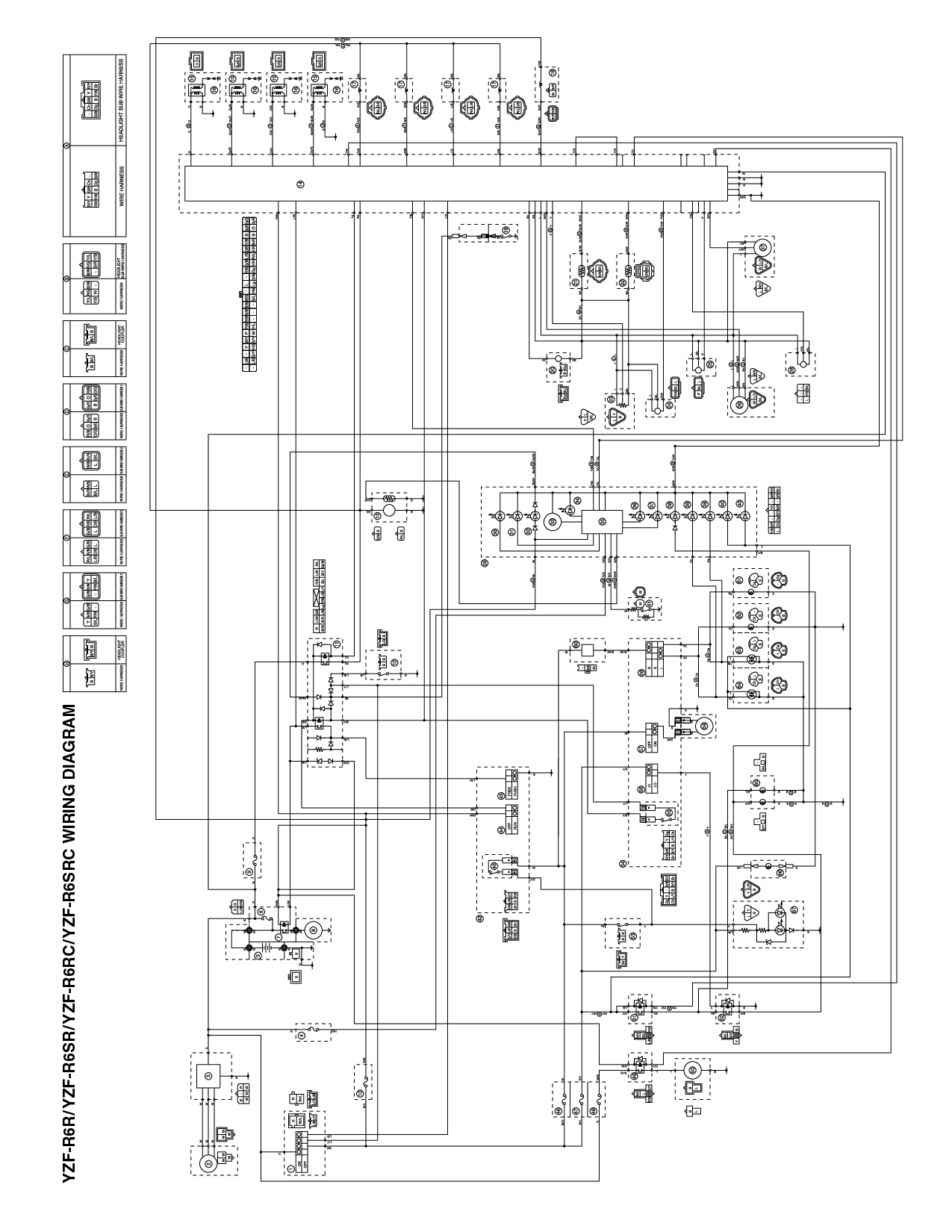 1999 Yamaha R6 Wiring Harness Diagram Wiring Diagram Resource Resource Led Illumina It