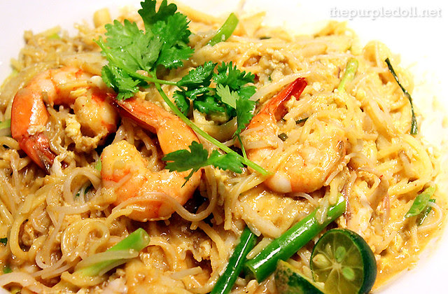 Hokkien Prawn Mee Single P275 For 2-3 P550