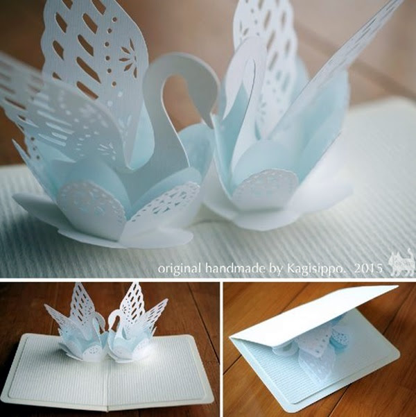 Extremely Creative Examples of Kirigami Art A Hobby to Addapt (15)