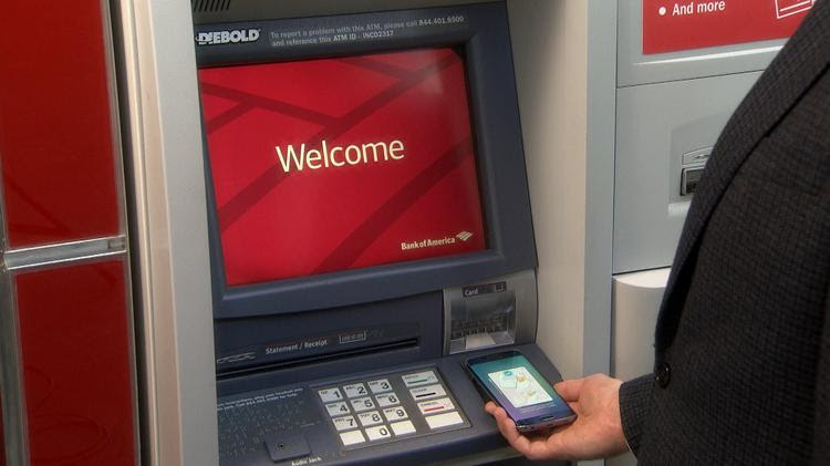 where is the nearest atm for bank of america