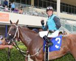 Jockey Tyler Gaffalione