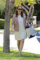 jennifer garner is all smiles while spending mothers day with her kids 02