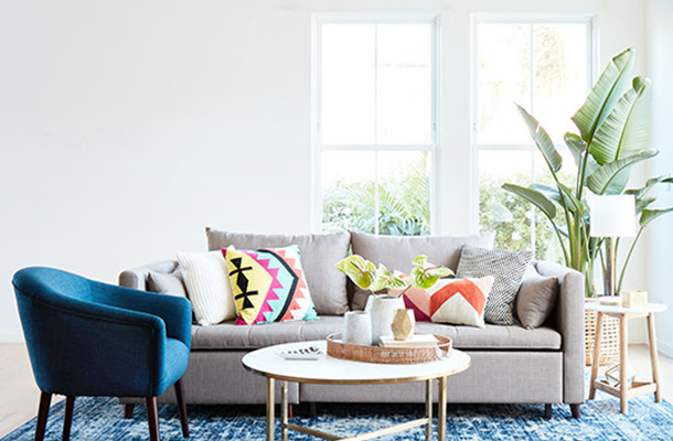 Easy decoration tips for a small change of décor