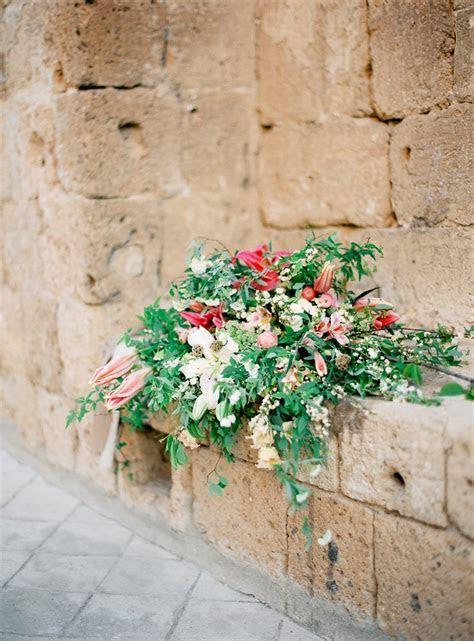 Italian wedding inspiration at La badia di Orvieto