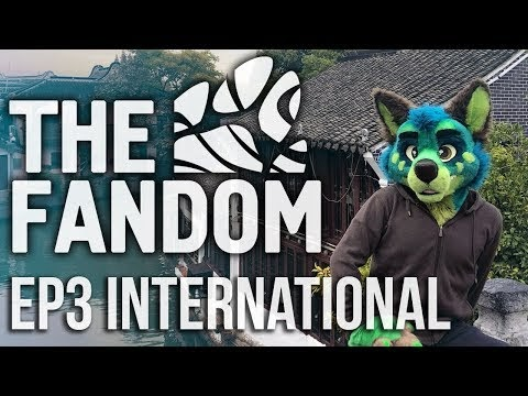 The Fandom - EP3 International Furs (Furry Documentary) - Ash Coyote