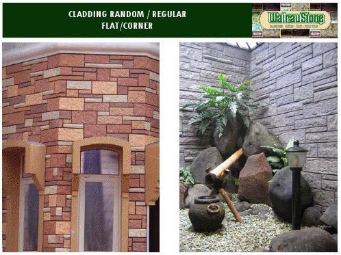 Productexpose Stone Batu Alampavingcladding Wairau Stone ...
