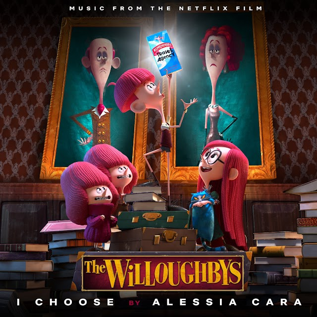 "Alessia Cara - I Choose (From the Netflix Original Film ""The Willoughbys"") - Single [iTunes Plus AAC M4A]"