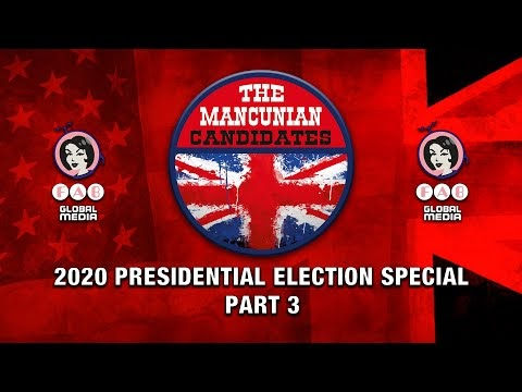 US Presidential Election 2020 - Part 3