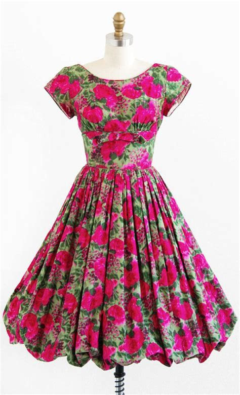 63 best [1950s] ~ garden party dress images on Pinterest