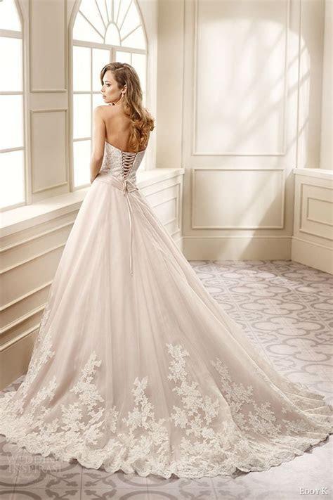 25  best ideas about Corset back wedding dress on