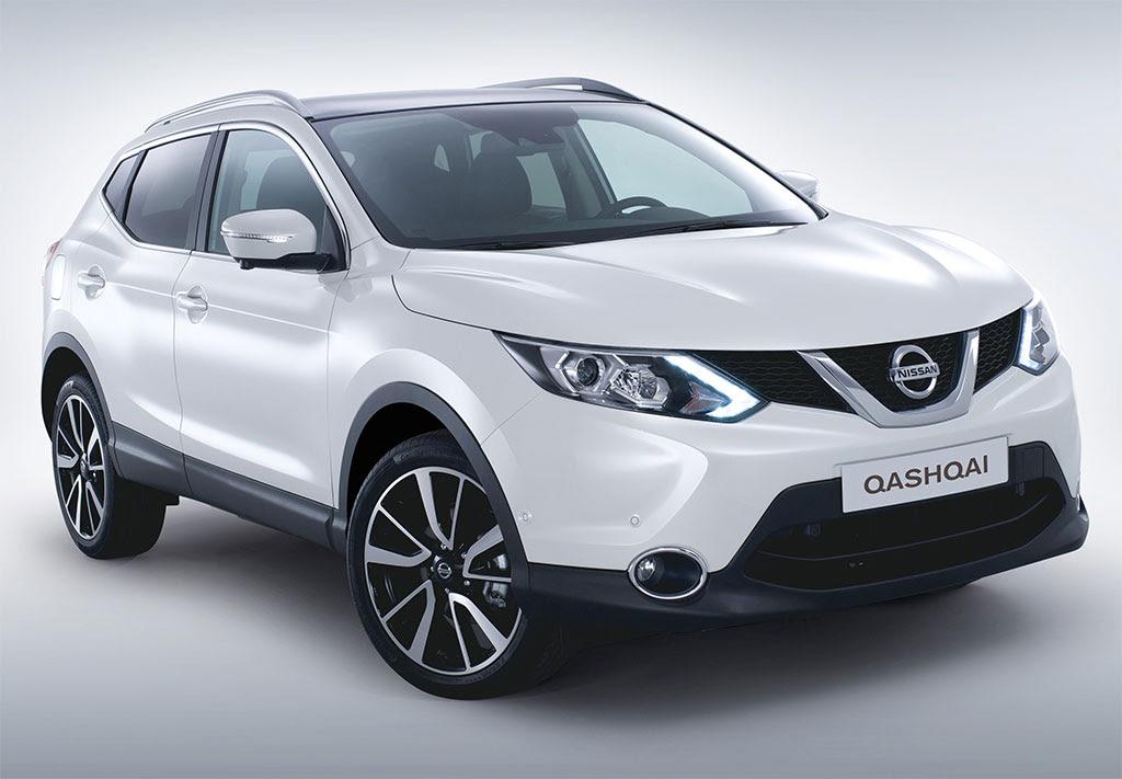 2014 Nissan Qashqai UK Price Photos - Image 1