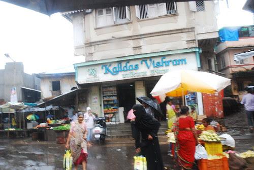 Kalidas Vishram 100 Years Old Store at Bandra Bazar Road by firoze shakir photographerno1
