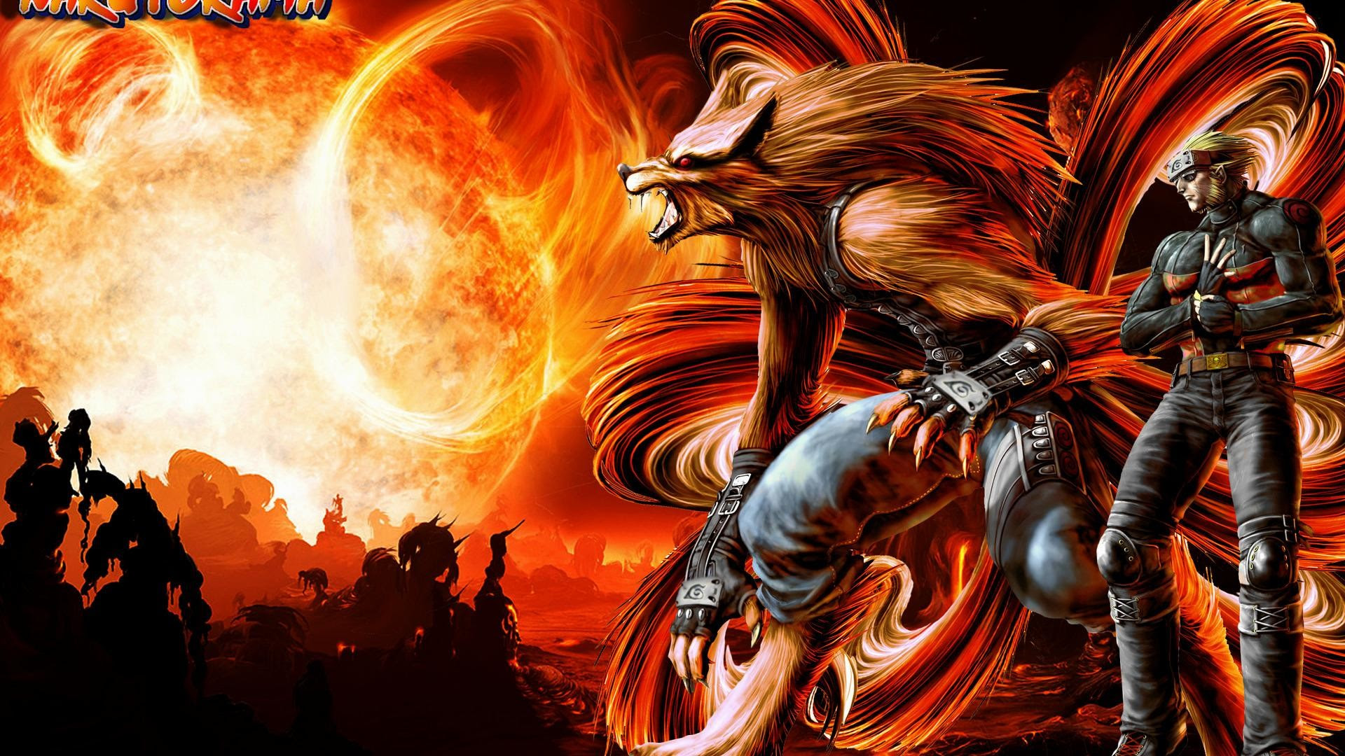 Download 72 Wallpaper 3d Naruto Hd Hd Paling Keren Wallpaper Keren