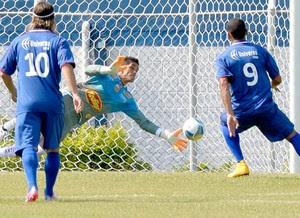 São Caetano, Novorizontino, Série A2 (Foto: Wiliam Brás de Lima / Grêmio Novorizontino)