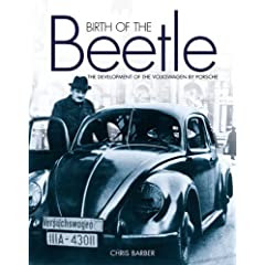 Birth of the Beetle: The Development of the Volkswagen by Porsche, cover of book