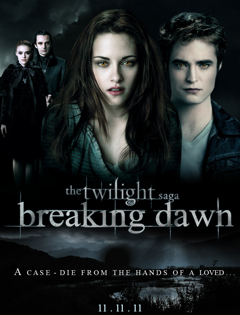 Breaking Dawn (Twilght saga) Part I