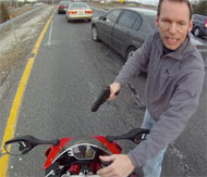 Anthony Graber traffic stop