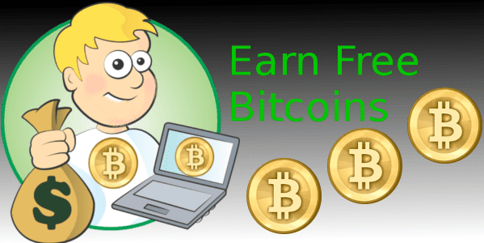 How To Earn Bitcoins Online Fast Free -