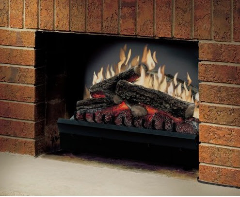 Best Electric Log Fireplace Insert 2019 Reviews Buying Guide