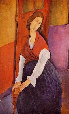 Retrato de Jeanne Hébuterne